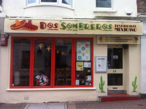 dossombreros brighton mexican food restaurant bar tequila