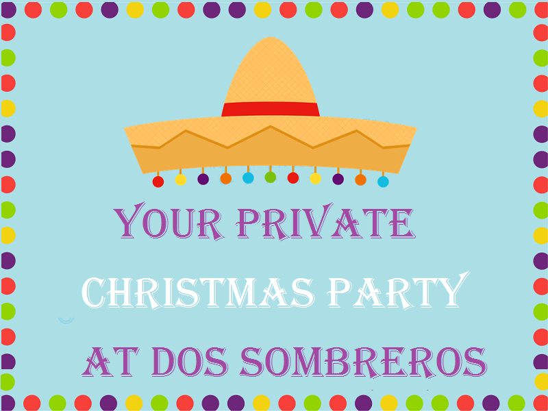 mexican-christmas-party-brighton