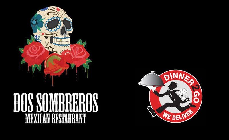 Dos Sombreros Mexican Food Delivery Brighton Dinner2Go